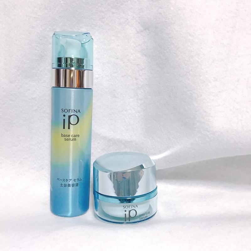ソフィーナiPはダブル美容液の時短ケア