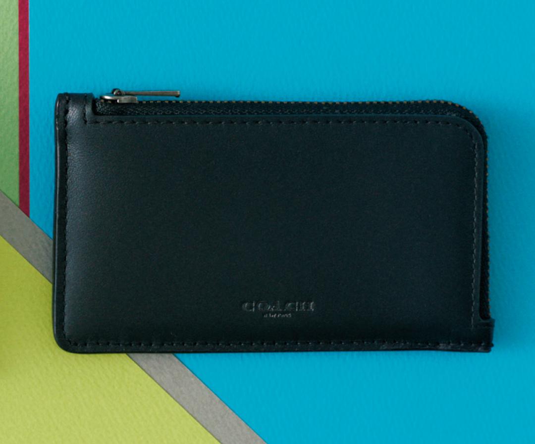 コーチのミニ財布、今買うなら限定アップル柄♡ 【20歳からの名品】_1_2-1