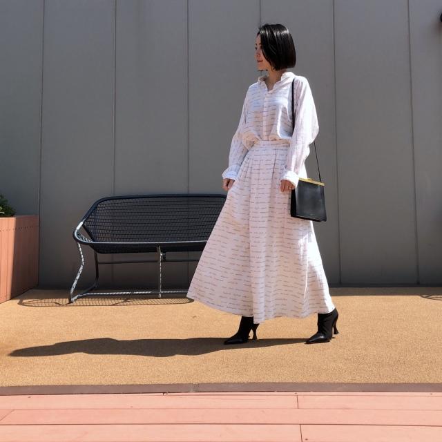 ファッション ギャルリーヴィー セットアップ