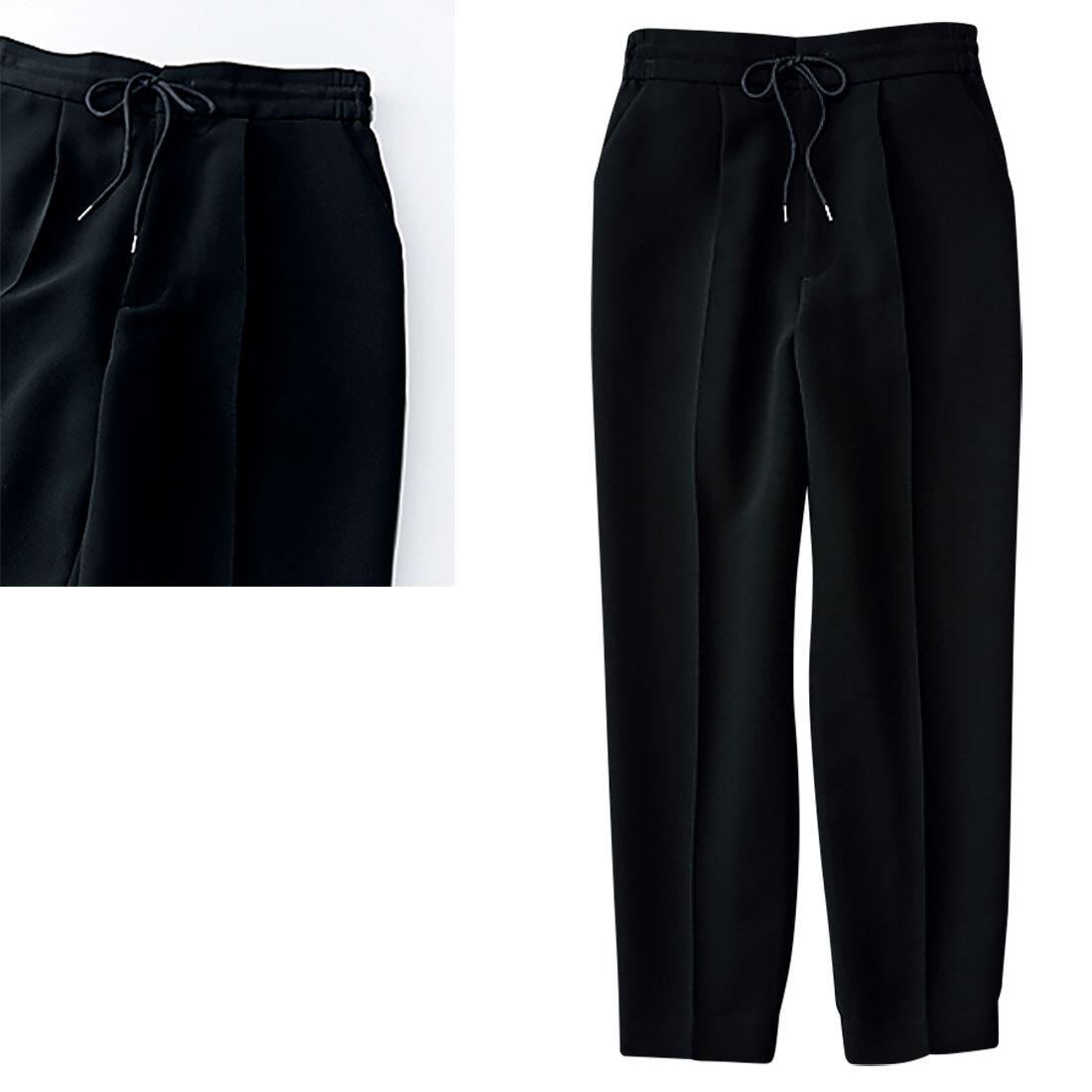 究極の 「美脚黒パンツ」1_4