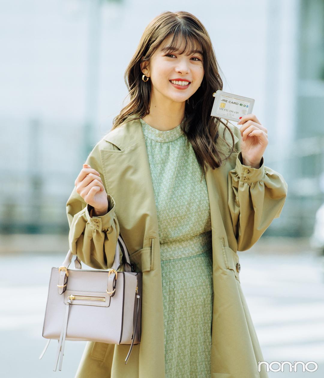 Suicaも定期券もこの1枚で! クレジットカードはJRE CARDに決まり!_1_5
