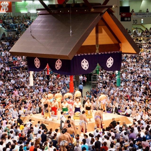 アラフォー的推しメンの見つけ方☆令和元年大相撲名古屋場所編_1_2