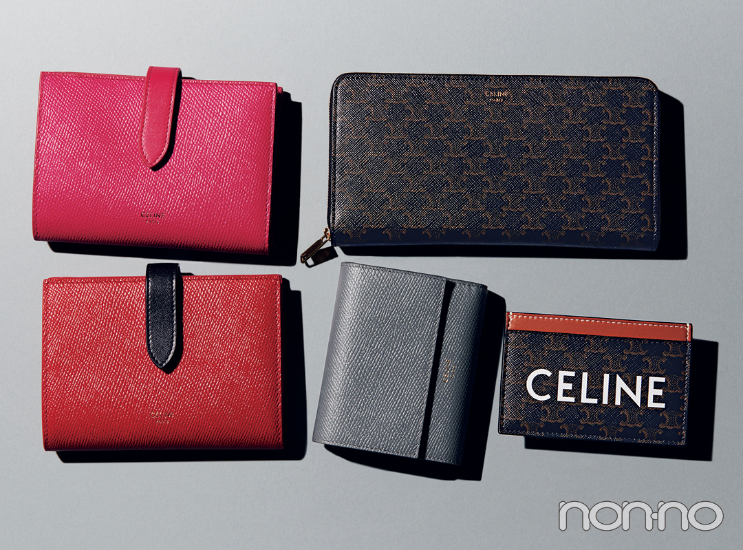 【憧れブランドの財布2021】セリーヌならコレ! おすすめ財布5選_1_2