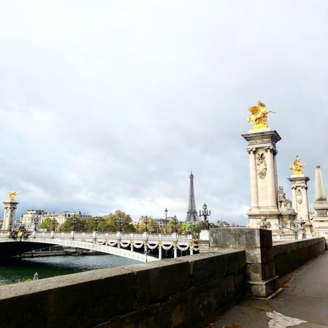 今年3度目のパリ出張!ロマンチックすぎる橋を中心に街歩き♪_1_1