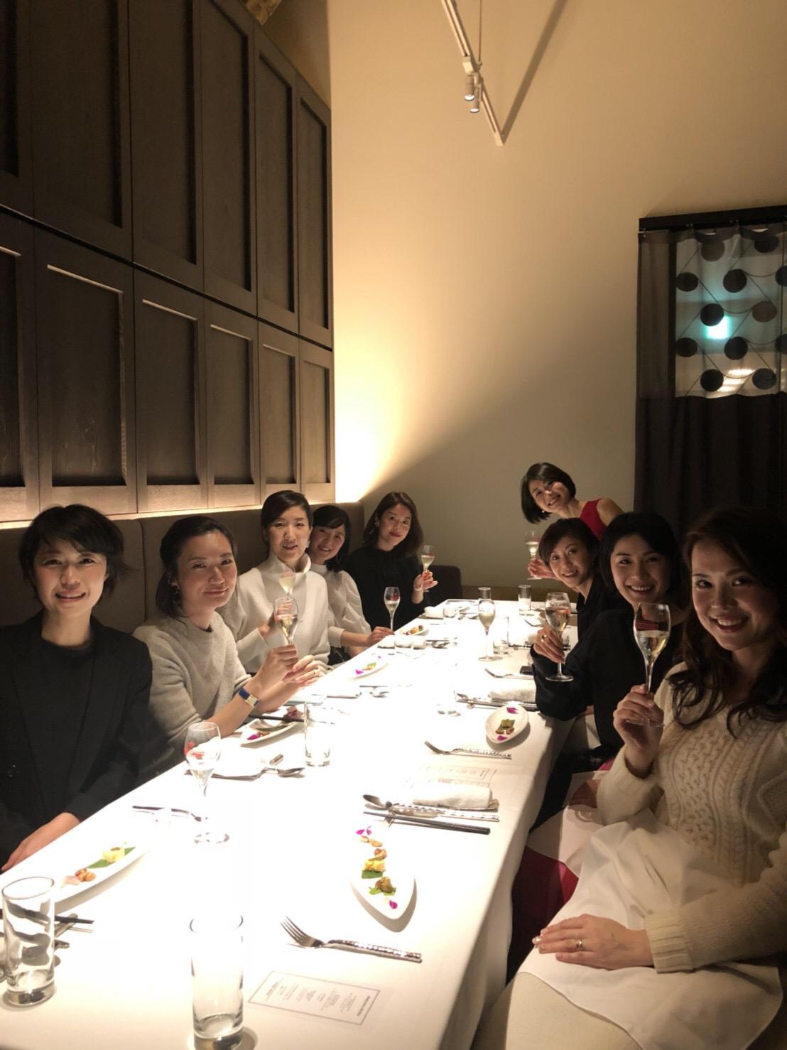マリソル美女組、同期でクリスマス&忘年会しました!_1_2