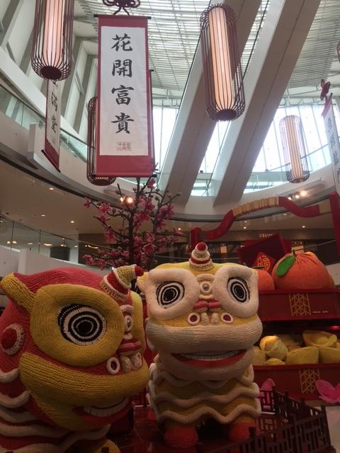 見所満載。香港の旧正月♪ _1_3-2