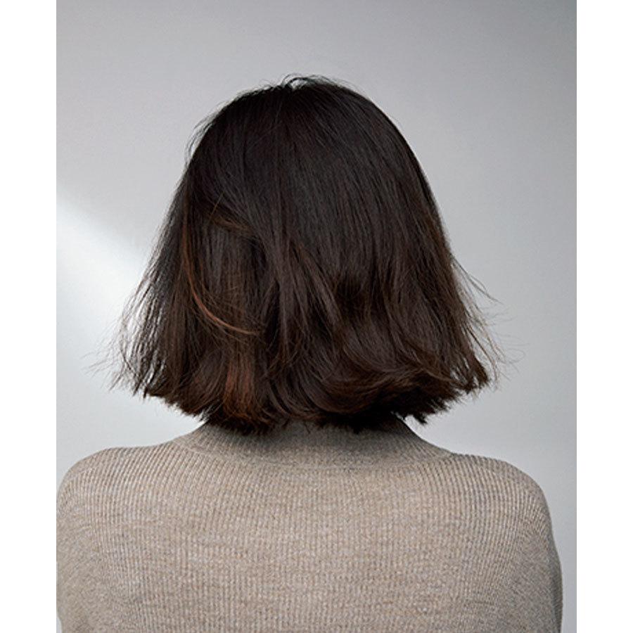 後ろから見た人気ボブヘアスタイル2位の髪型