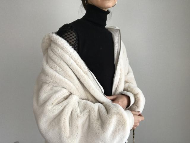 冬の少しだけ気合いを入れたい華やかファッションは袖で遊ぶ&私的プチプラブランドの使い分け_1_1