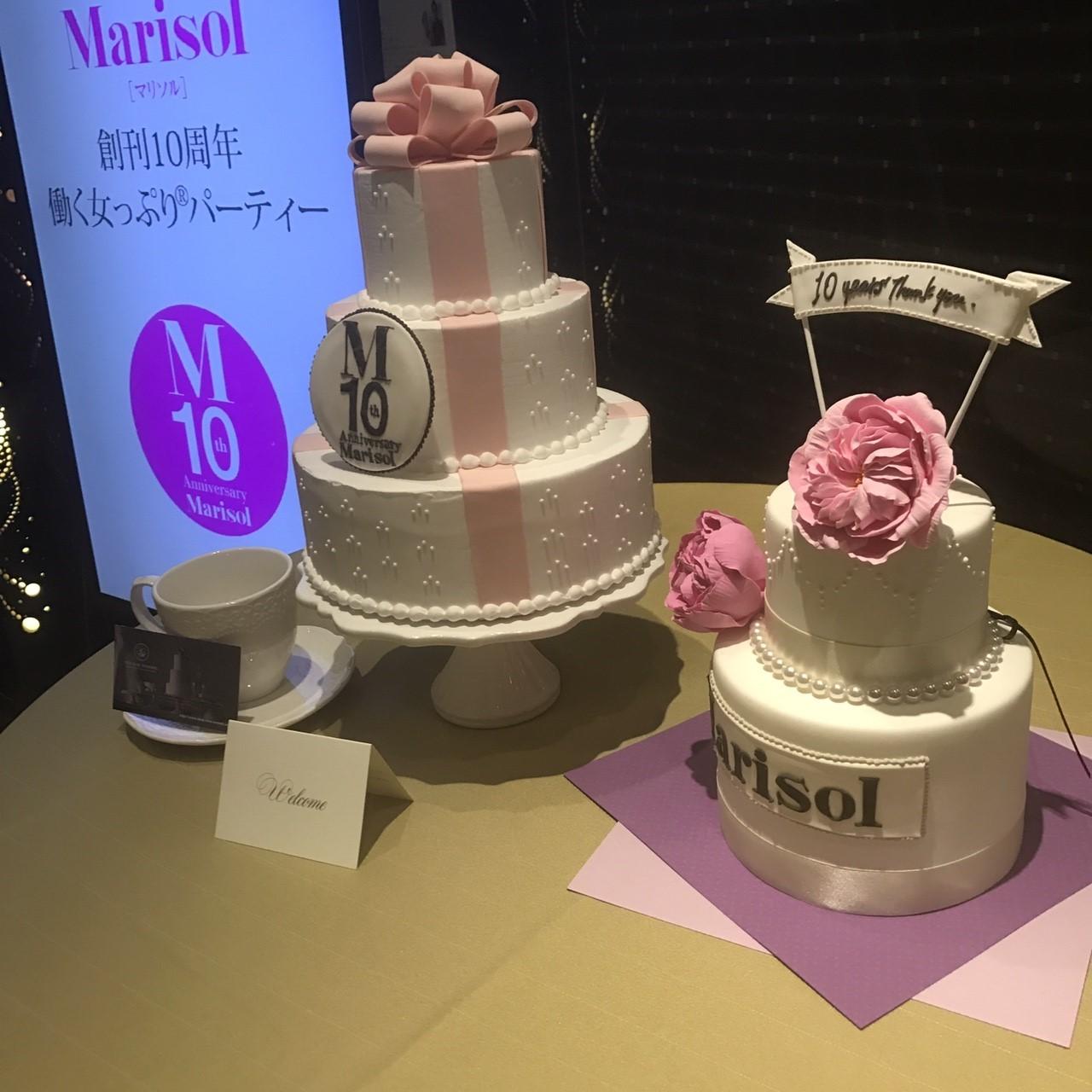 マリソル10周年記念パーティー!_1_2-1