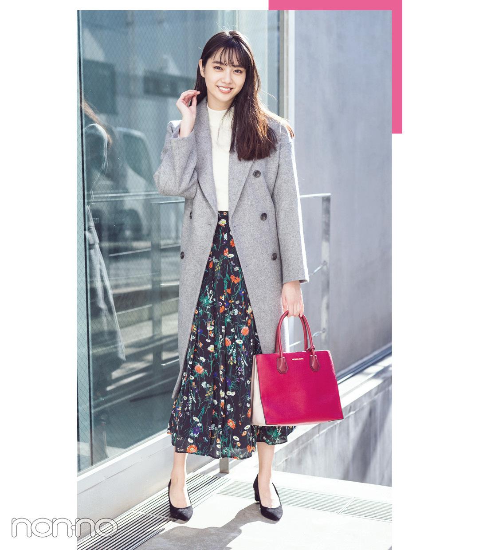 新川優愛のカジュアル私服&きれいめ私服をチェック!【モデルの私服】_1_4