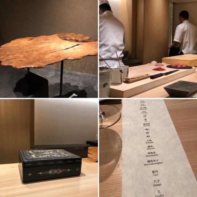 オトナ女子の新年会は銀座でお寿司!_1_2