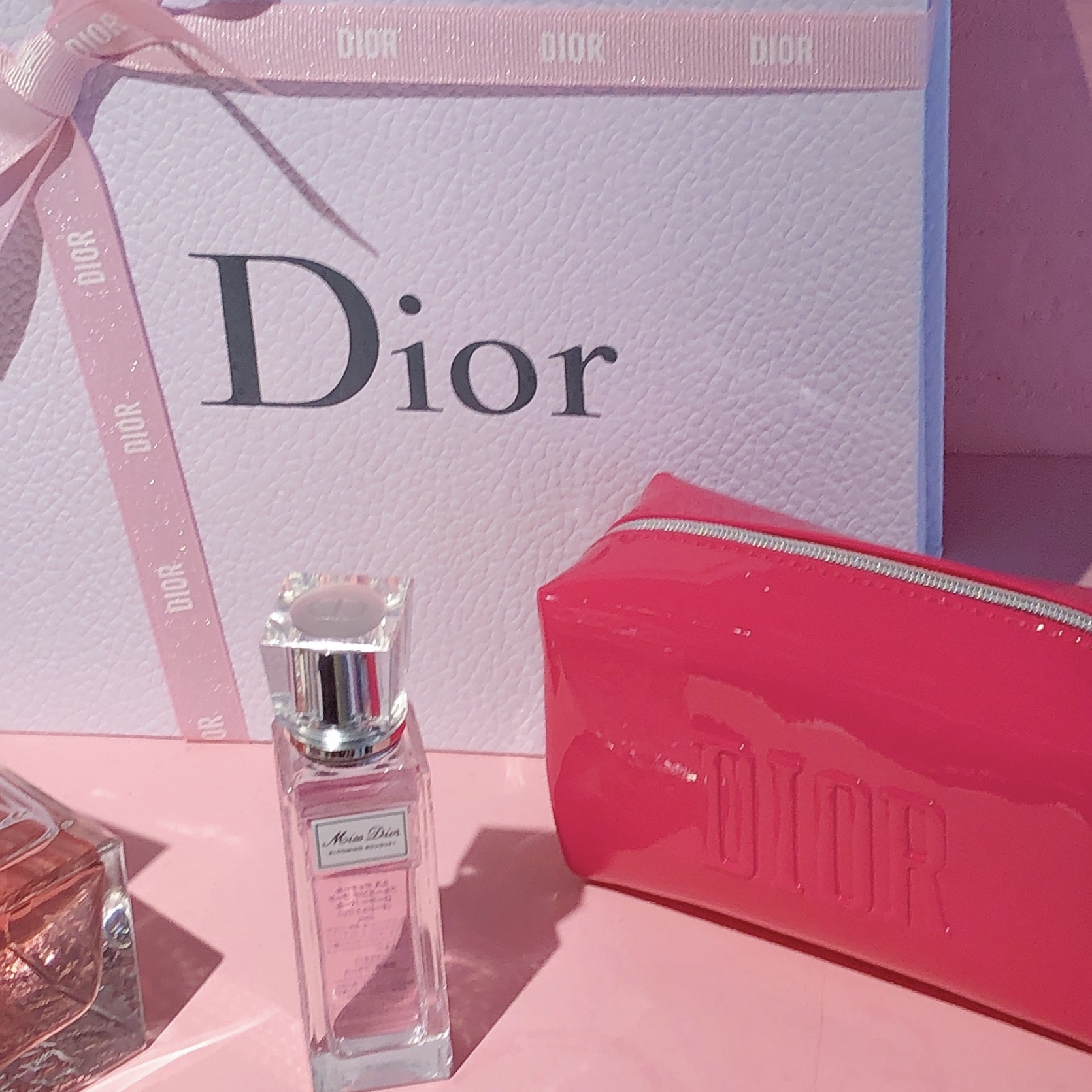 【入場無料!Dior展覧会】限定ポーチGET!限定コスメの発売も♡_1_6