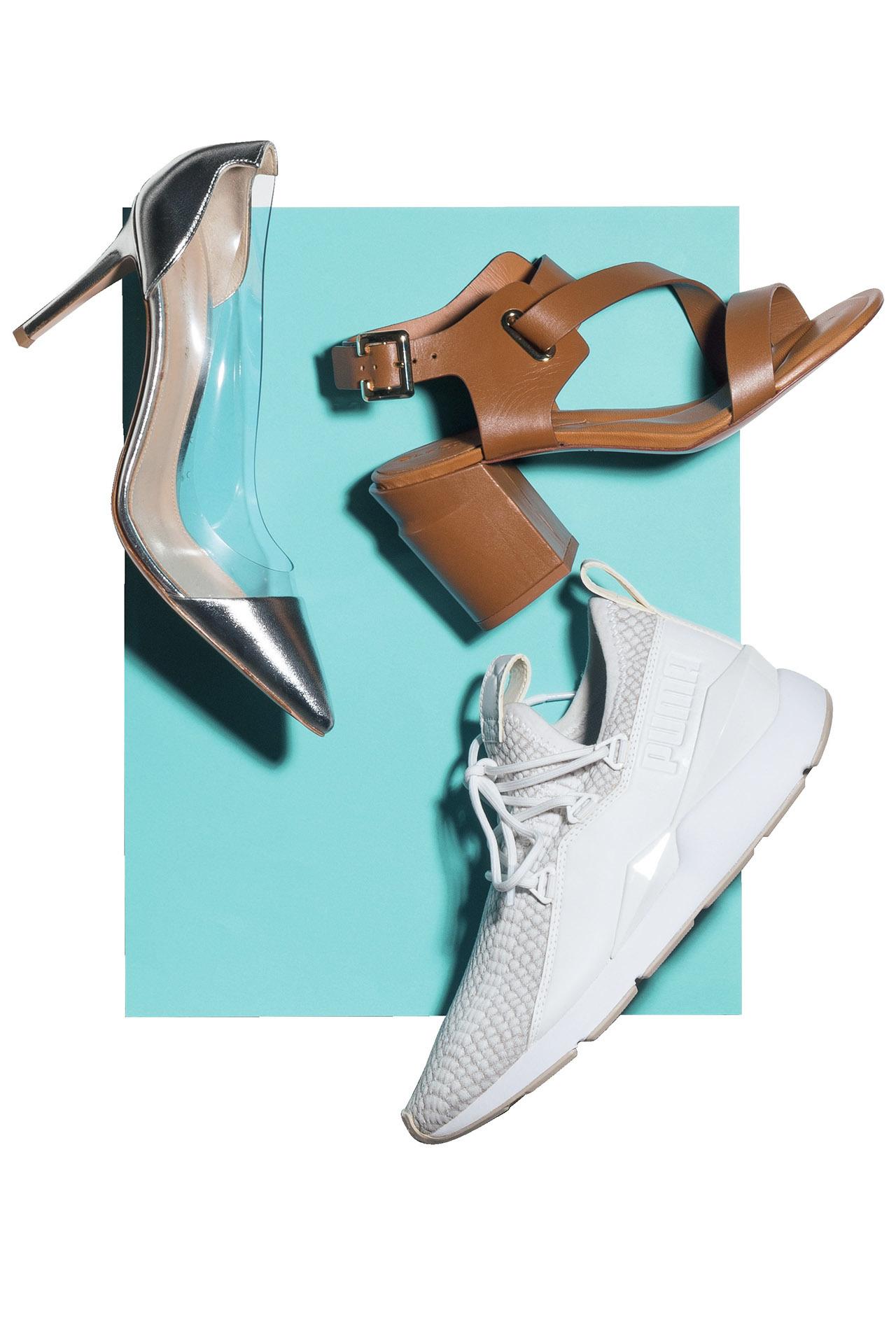 エクラ世代の初夏の足元、ちょっと甘めテイストに合うのはこんな靴! 五選_1_1-4