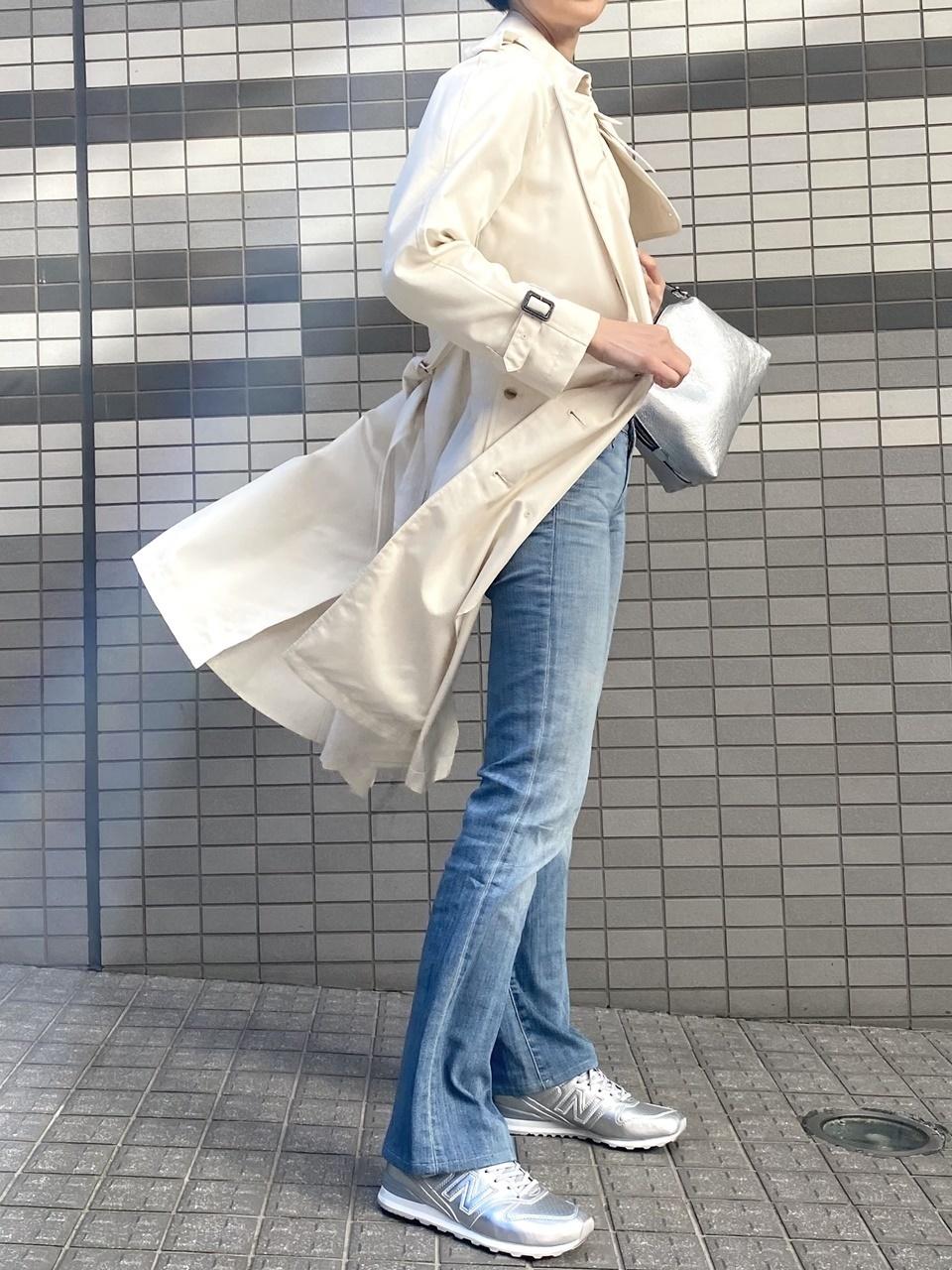 アラフィー華組ブロガー『スニーカーコーデ』大人カジュアルな着こなし
