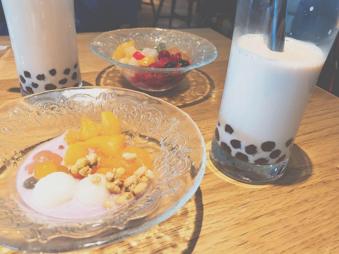 【恵比寿】❁シロノニワ❁タピオカ食べ放題!!_1_3