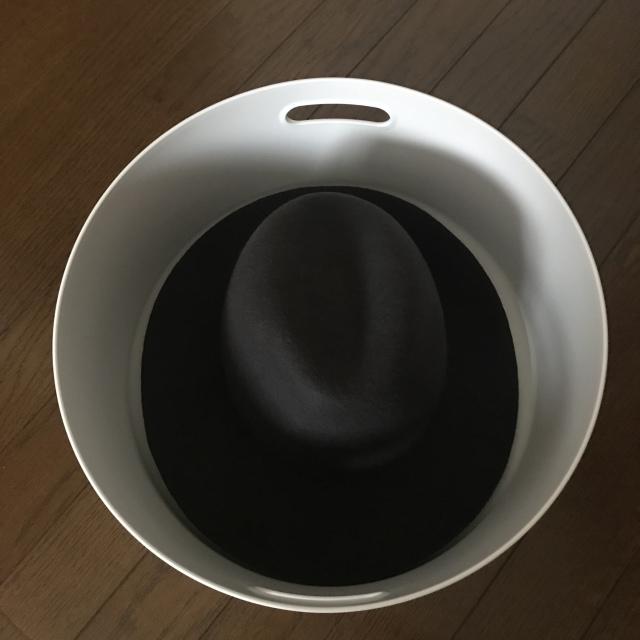 クチコミ実践でスッキリ解決!帽子の収納は無印良品が便利です_1_3-2