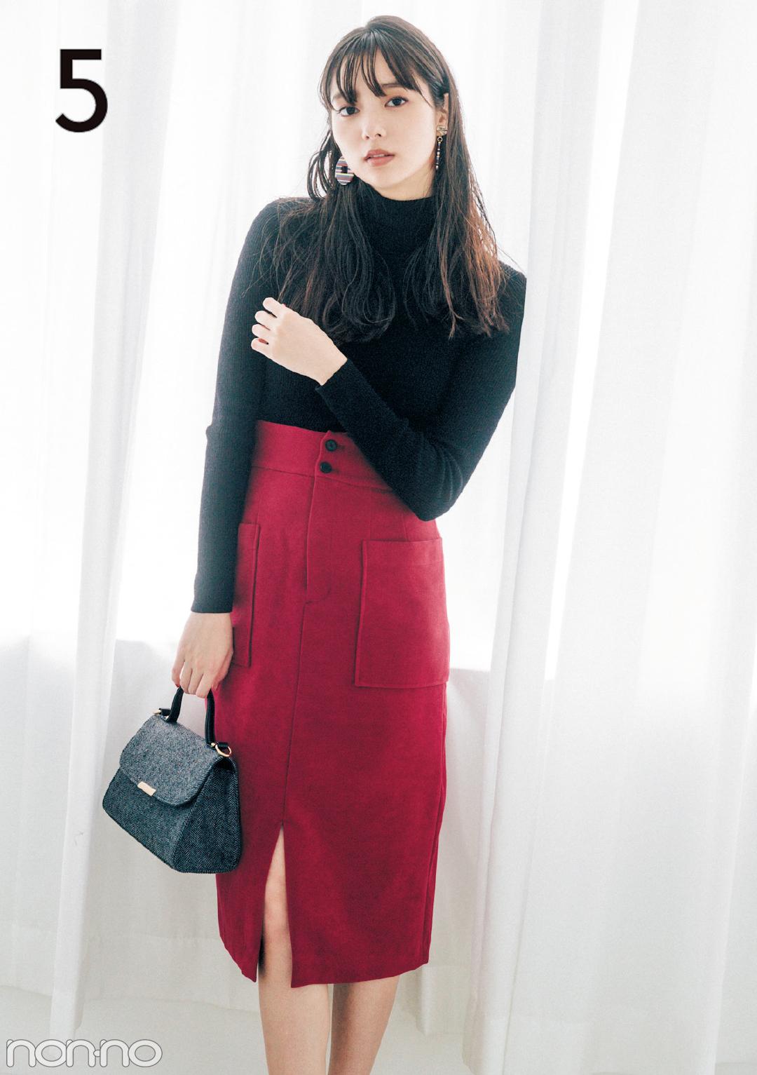 黒のタートルネックを10倍可愛く着るコーデ、知ってる?_1_2-5