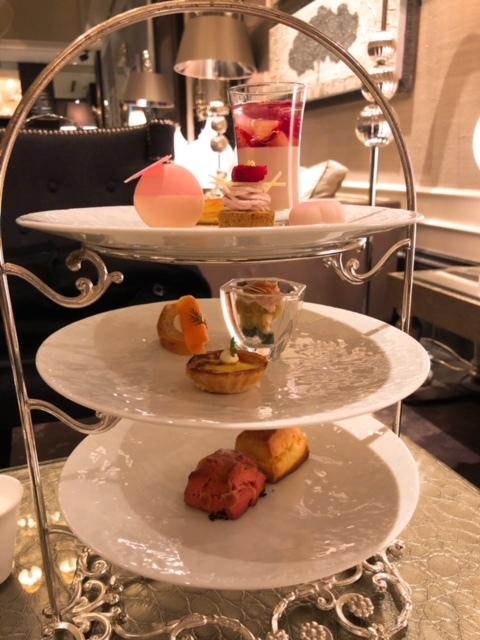 ♡豪華♡幸せ♡ホテルインターコンチネンタル東京ベイ《桜と苺のアフタヌーンティー》_1_2