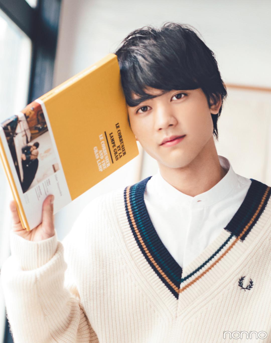 【ウェブ限定オフショ公開】板垣瑞生さんと図書館デート♡ _1_3