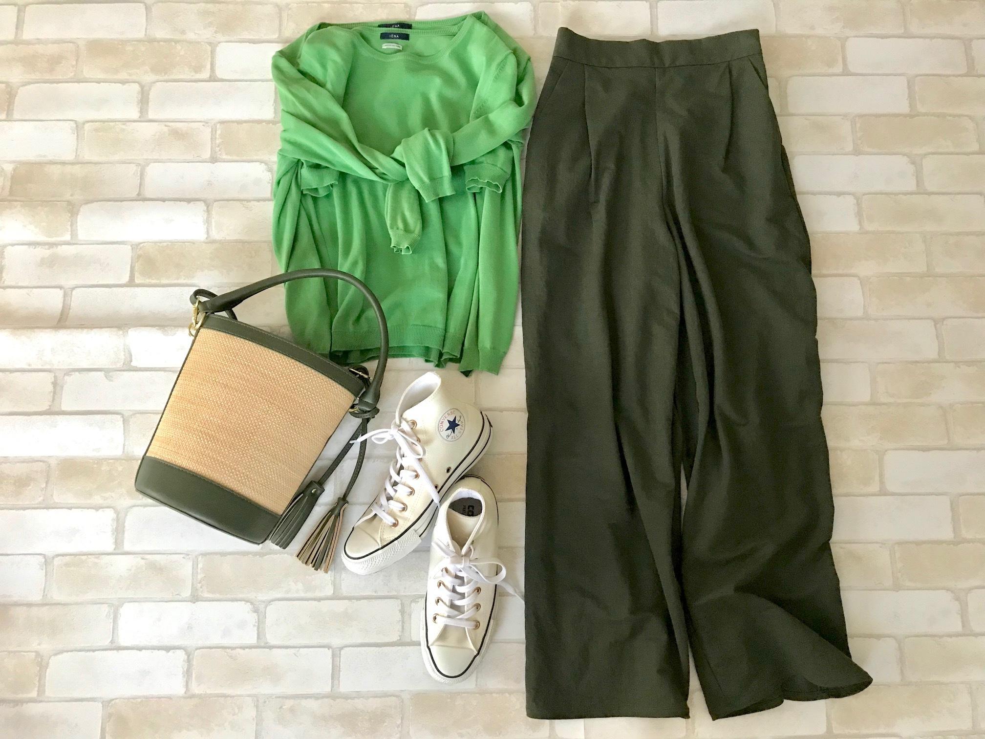 真夏の通勤服、名品「GU」2点で涼しい5日間_1_5-5