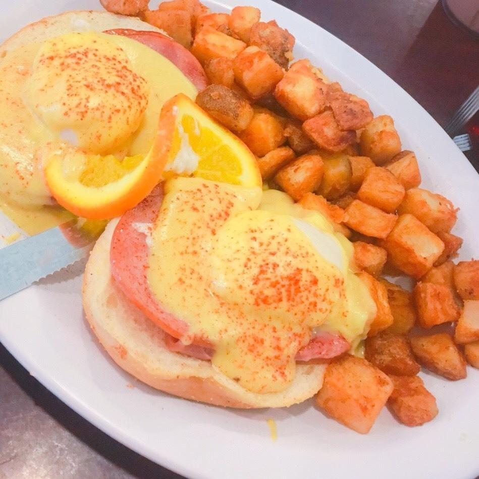 グアムへGO! Eggs 'n Thingsで朝食!_1_5
