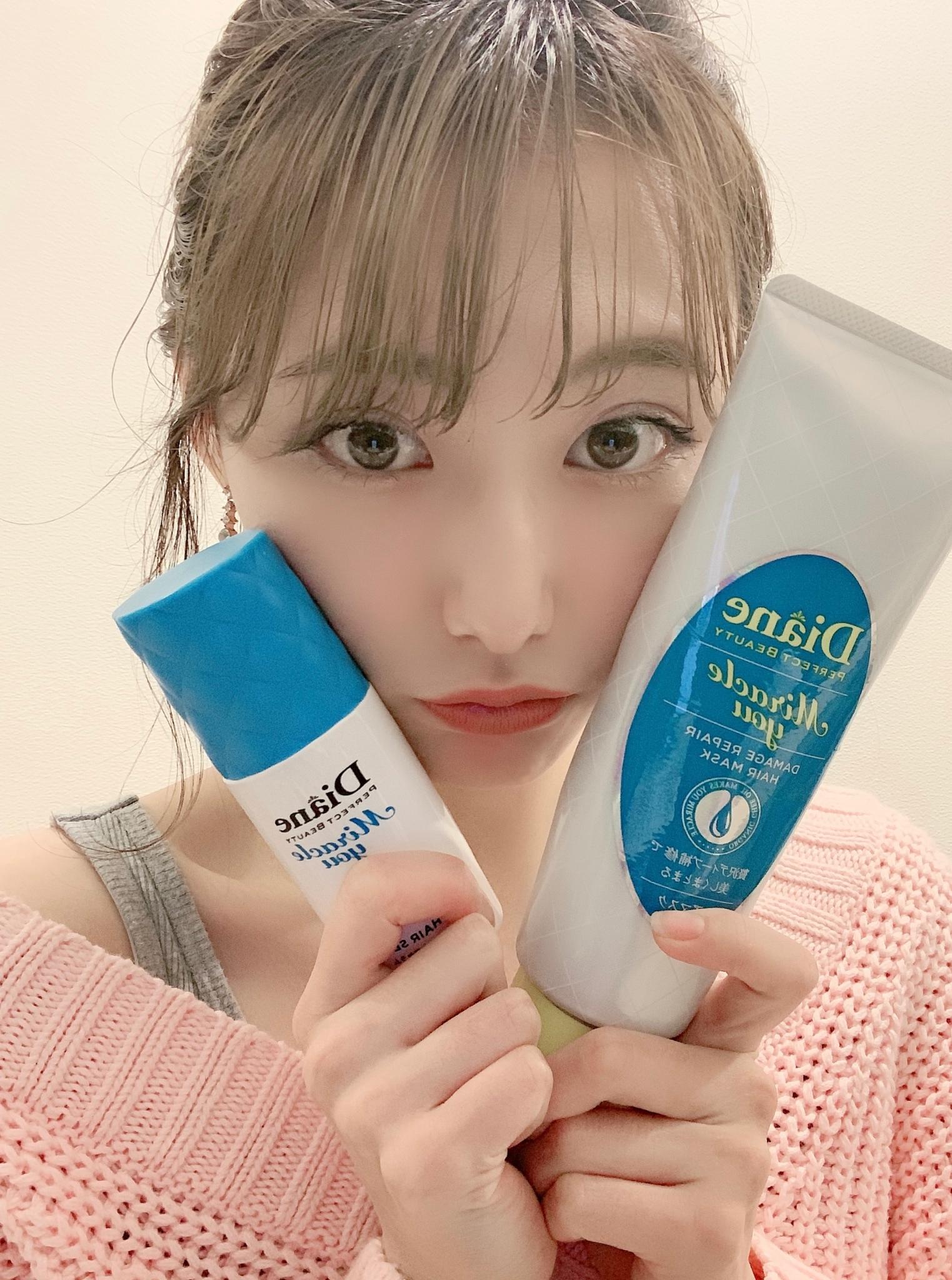 Dianeの新商品「ミラクルユー」で美髪に\★/_1_1