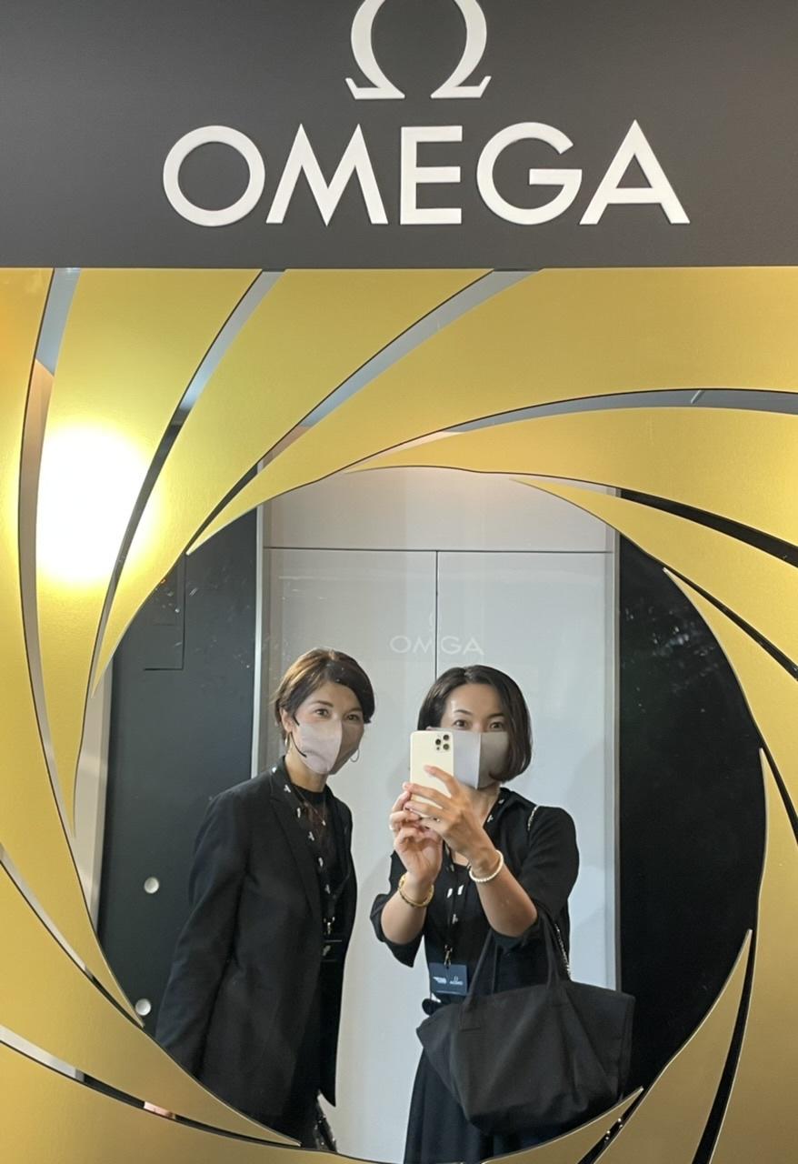 「OMEGA×007 エキシビション」へ_1_6-2