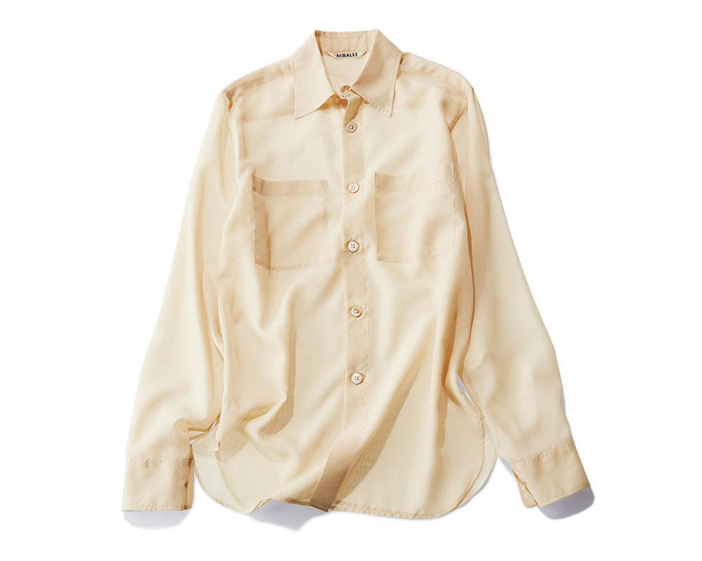 リモートトップス「シトラスカラーシャツ」5