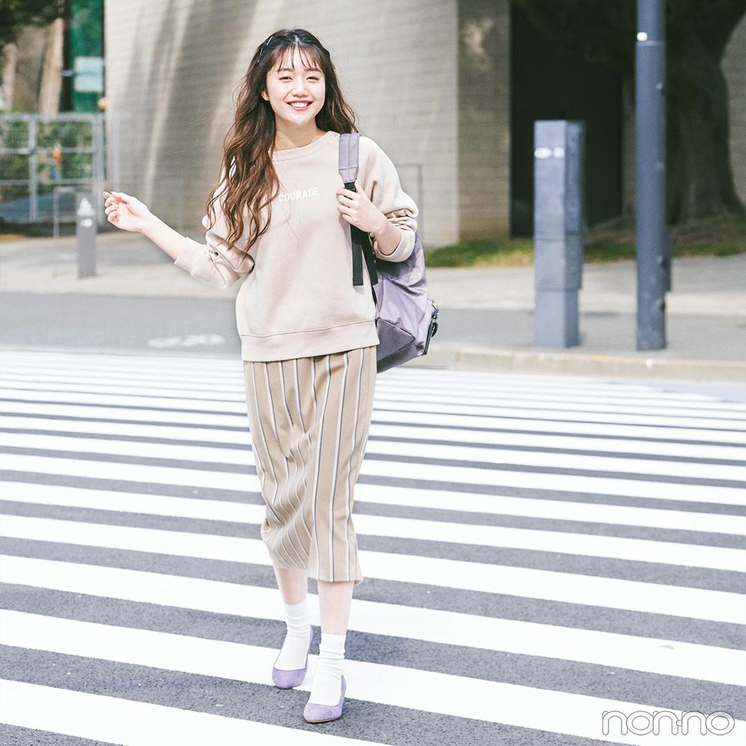 新木優子は黒のオールインワンでちょっぴりモードな夏コーデ【毎日コーデ】_1_2-4