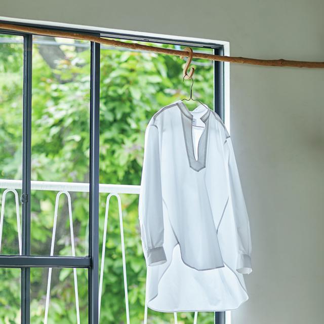 """日本の職人へのリスペクトから誕生した""""チャン・ルーのホワイトシャツ""""【MADE IN JAPANの隠れた名品】_1_1"""