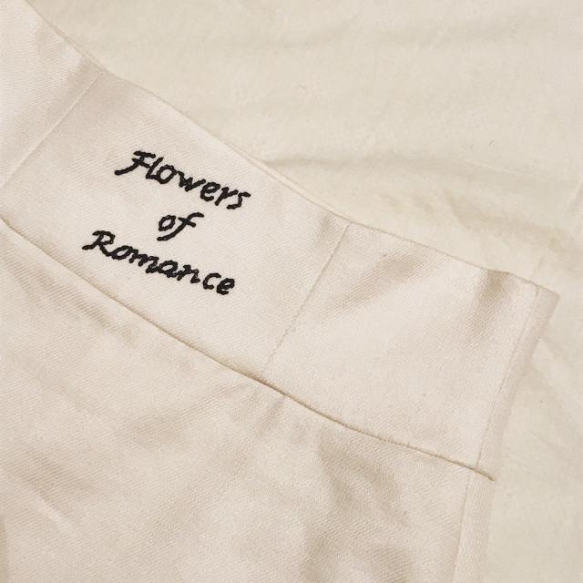 私の「フェミニンスイッチ」白デニムのロングスカート_1_2
