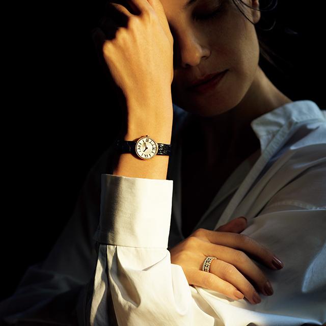 大人の華とツヤをかなえる「クラシックな品格時計」 五選_1_2