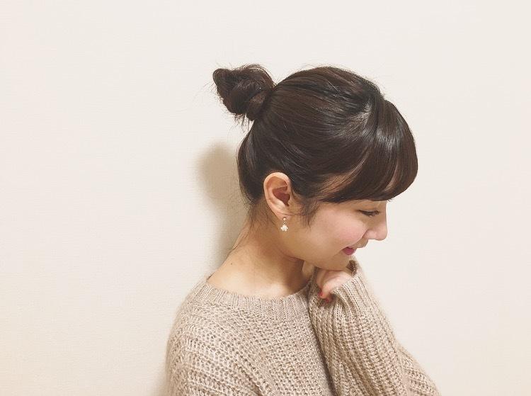 秋冬こそ!《すっきり》して見えるアップヘアが気分!_1_3