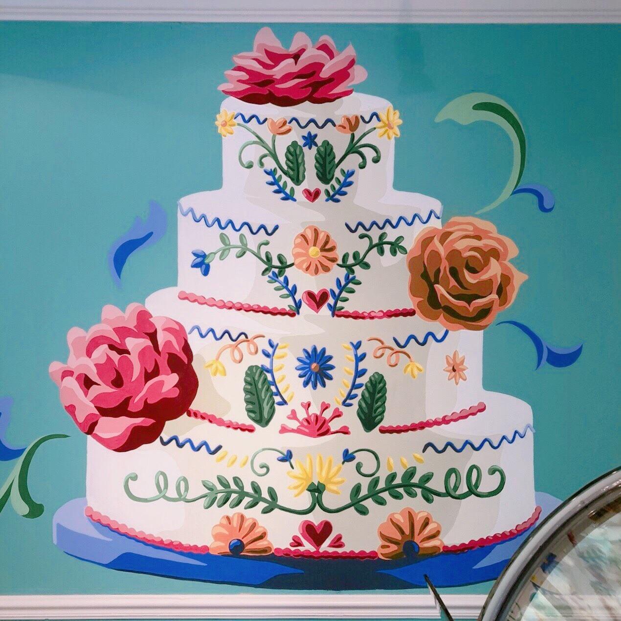 """【 第112回❤︎ 】世界でたったひとつのオーダーケーキ♡""""Dolce MariRisa""""_1_2"""