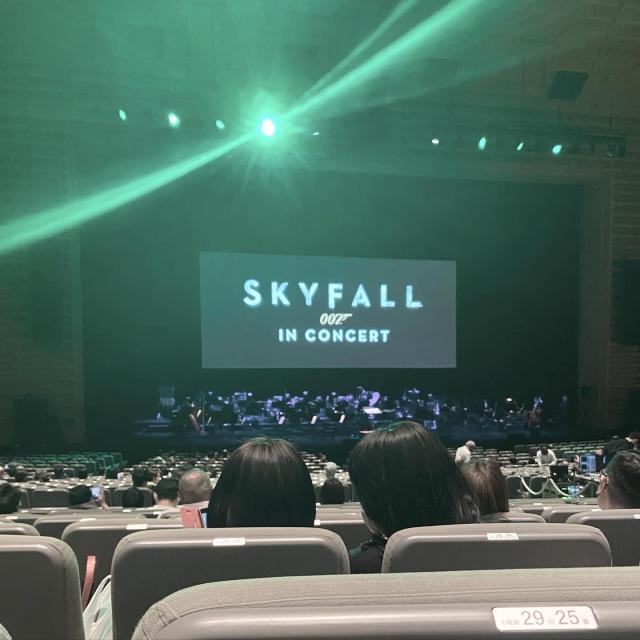「007 スカイフォール」シネオケ鑑賞してきました。_1_2