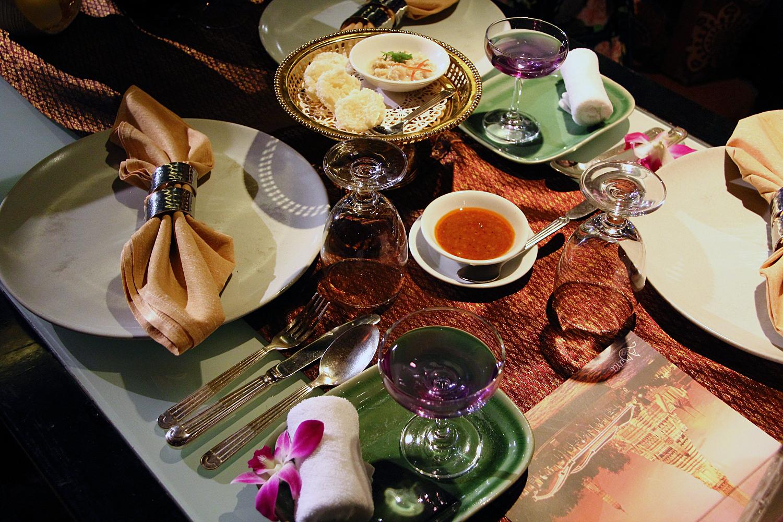 天空で、そして船上で!美食の地バンコクでのトキメキ・ディナー♡_1_4-2