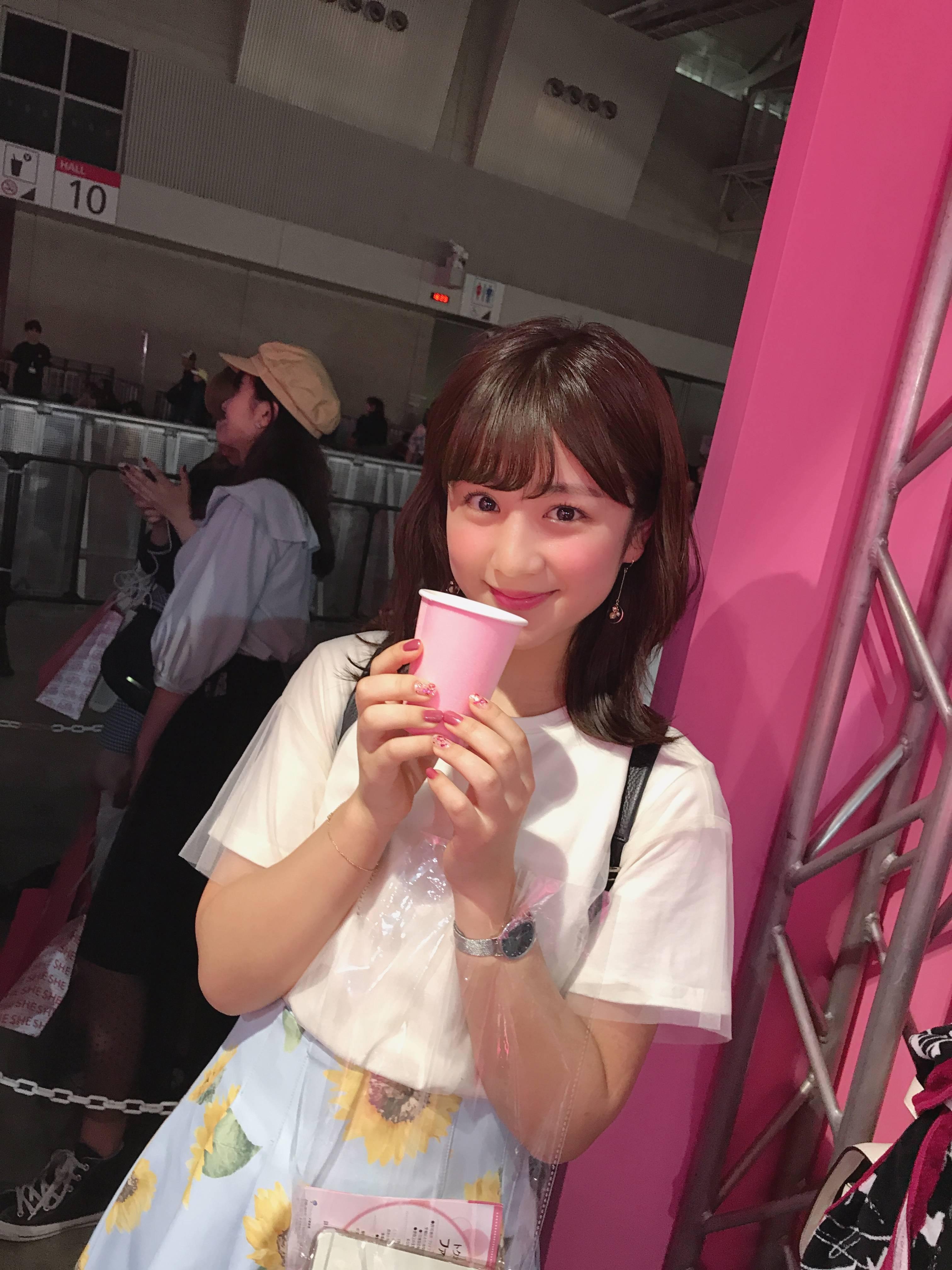 Girls Award2018/ssレポ&華やかコーディネート❤︎_1_2