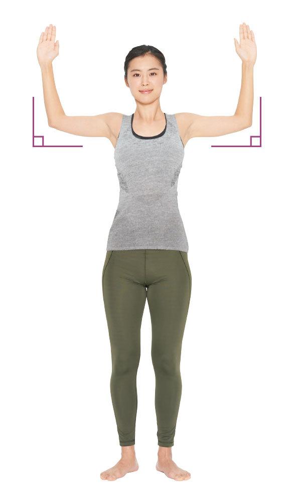 """基本の3ステップ""""肩甲骨はがし""""で、ガチガチ肩甲骨を柔軟に【キレイになる活】_1_1-1"""