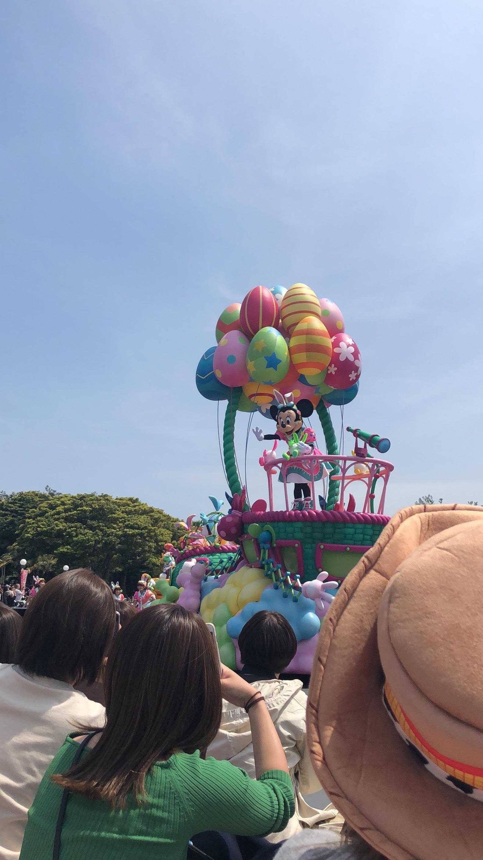 ディズニー・イースターを大満喫!②ショー・パレード編_1_1-2
