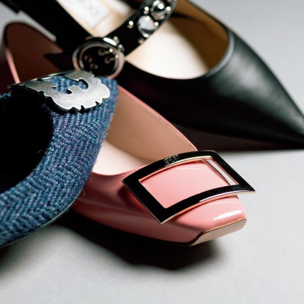 50代のおしゃれが華やぐ!気分を上げてくれる「いい靴」