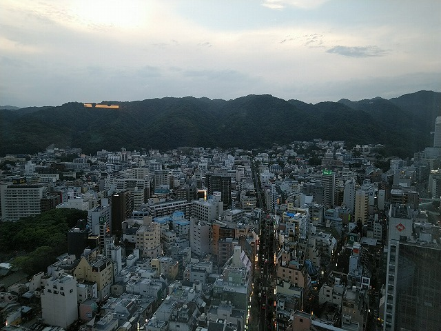 レムプラス神戸三宮 山側