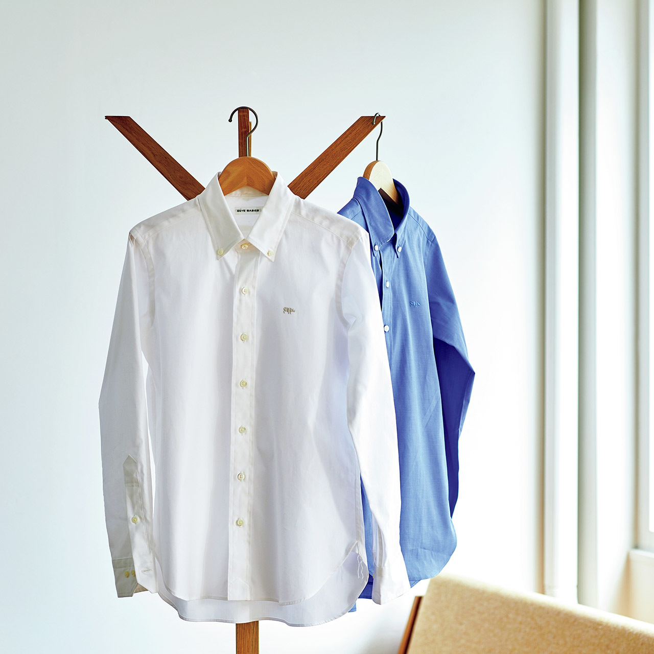 MADE IN JAPANの隠れた名品「SCYE BASICSのボタンダウンシャツ」_1_1