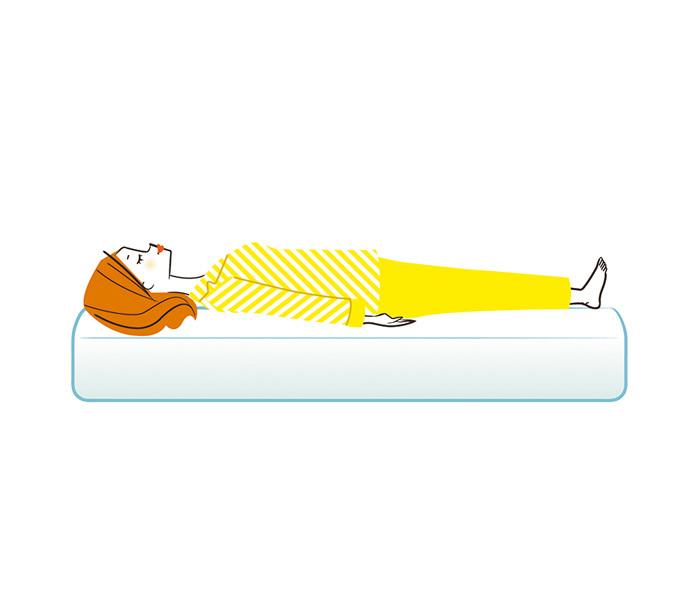 夜、ぐっすり眠るための5つのルール【キレイになる活】_1_2-5