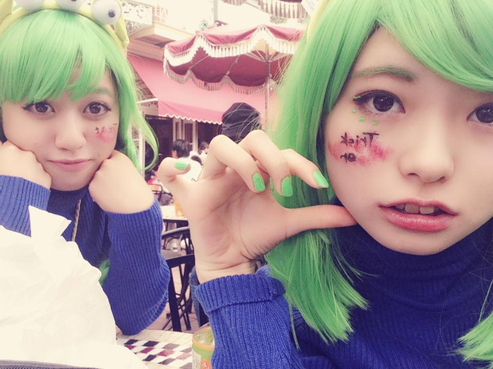 インスタ意識❤︎ハロウィン仮装ガイド ディズニー編_1_6