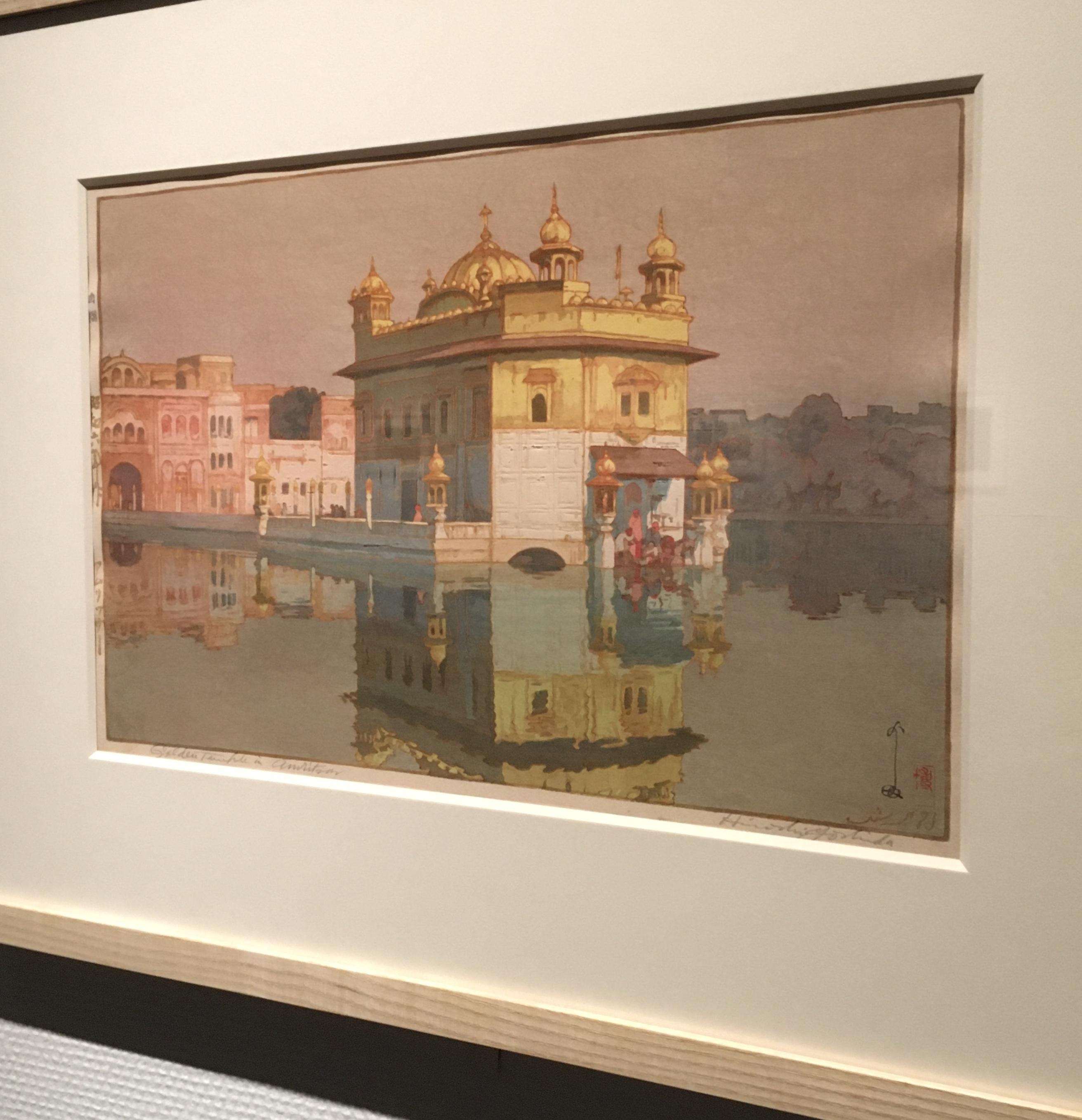 吉田博展で、木版画による世界旅行を。_1_2-3