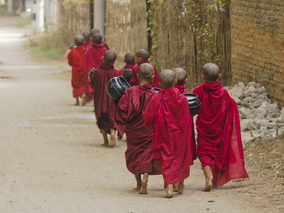 <ミャンマーの旅>見晴るかす三千基のパゴダ、バガン王朝の栄枯盛衰(バガン①)_1_5-2