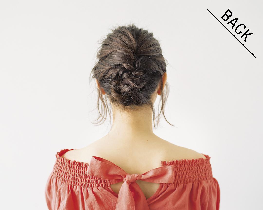 ボブのヘアアレンジ♡ 西野七瀬のうなじ見せまとめ髪で#彼女感!_1_3-4