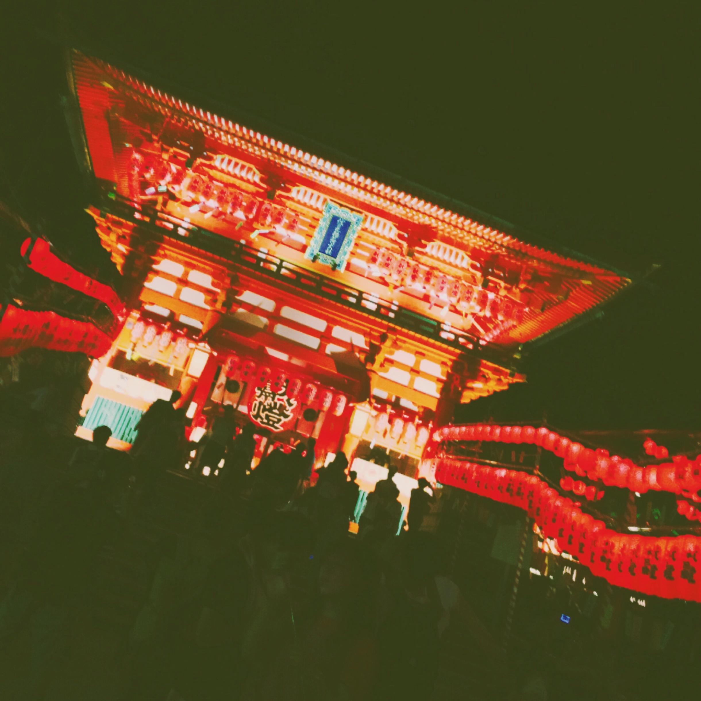 【京都の夏の風物詩】伏見稲荷大社の本宮祭に行こう⚐⚑⚐゛_1_1