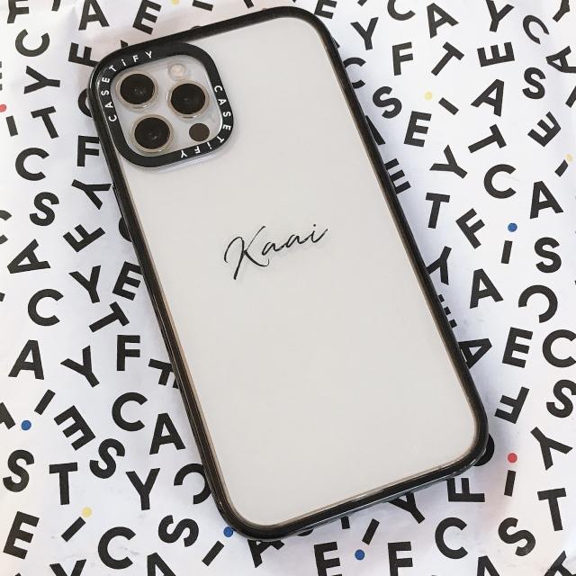 iPhone12デビューしました♡ケースは自分だけのオリジナルが魅力の【CASETiFY】で。_1_4