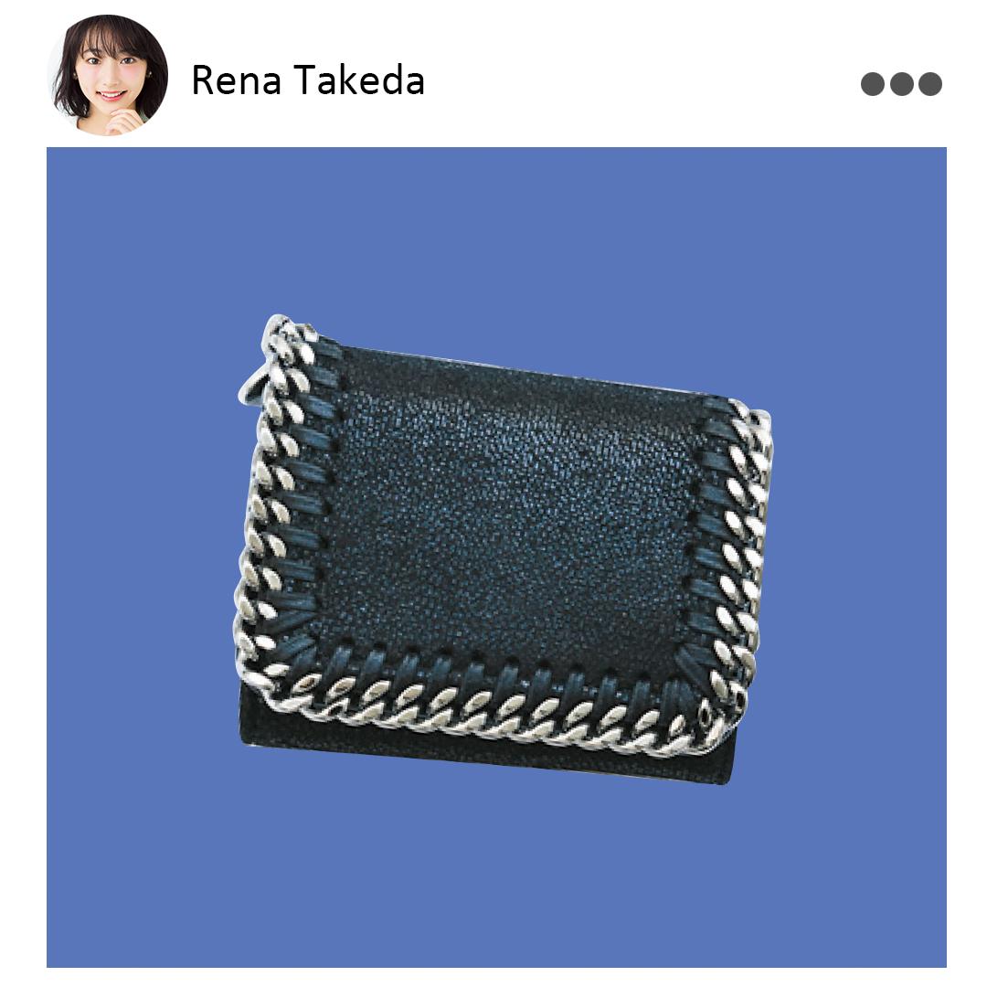 モデルって、どのブランドのミニ財布持ってるの?【モデルの私物】_1_2-9